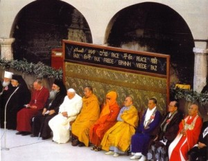 One World Ecumenical Church In Action, October 27, 1986